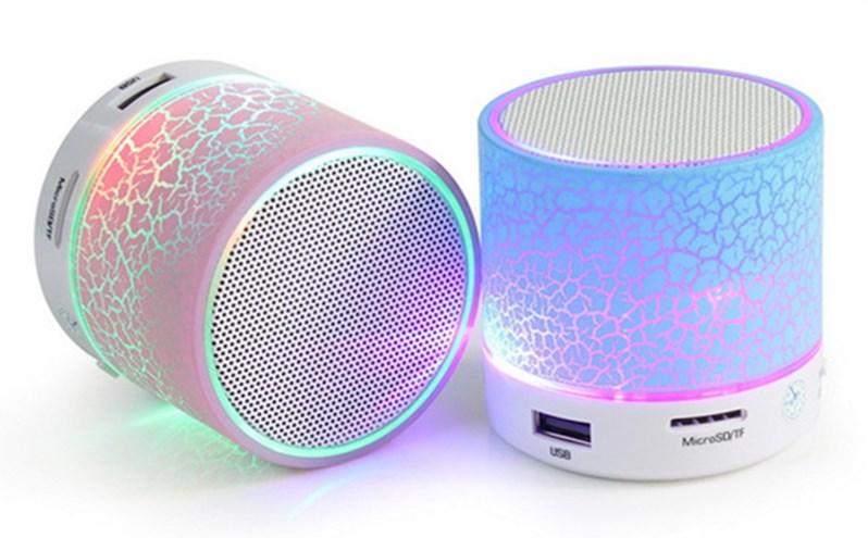 Портативная колонка GETIHU bluetooth Speaker