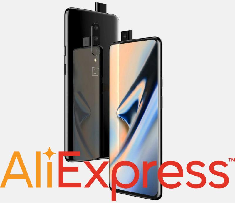 Купить OnePlus 7 и 7 Pro на Алиэкспресс