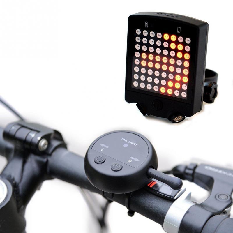 велофонарь с поворотником с алиэкспресс