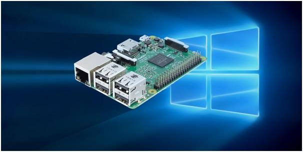 Установка Windows на Raspberry Pi