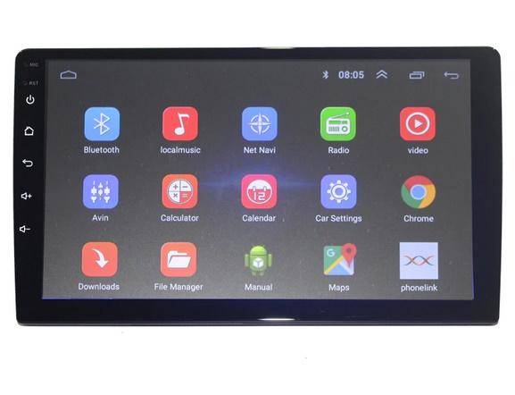 "Магнитола HACTIVOL 2G + 32G Android 9,1 ""10,1"""