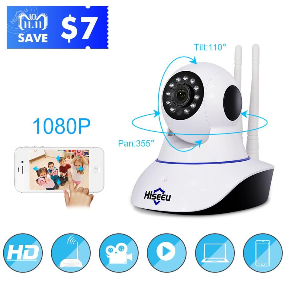 ТОП 10 камер видеонаблюдения с алиэкспресс