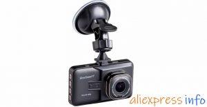 Топ-8 автомобильных видеорегистраторов с Алиэкспресс