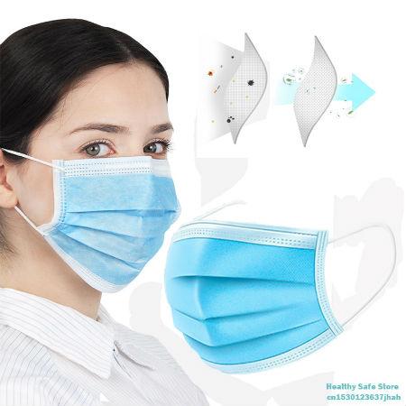 Медицинские маски с алиэкспресс