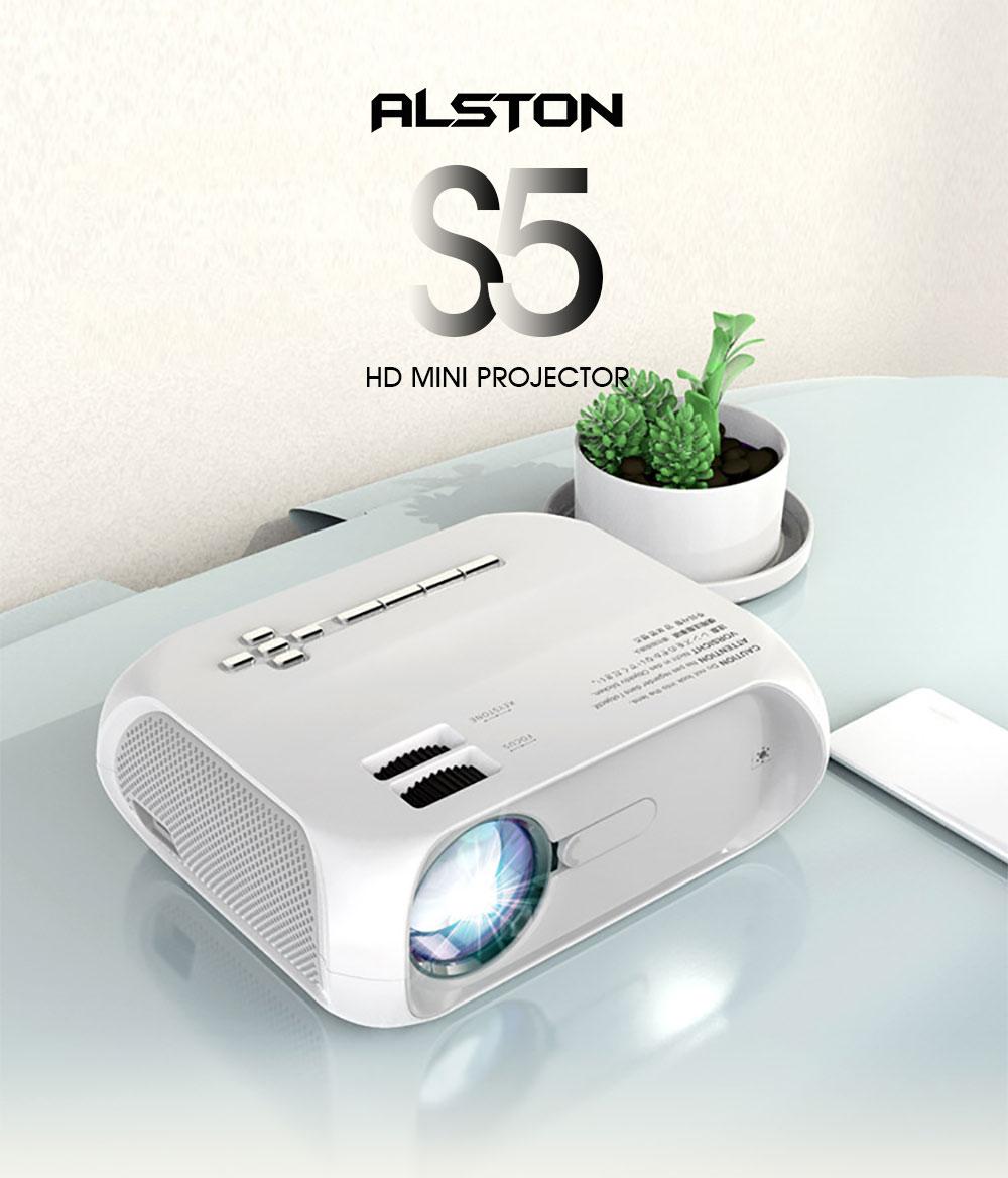 Домашний проектор ALSTON S