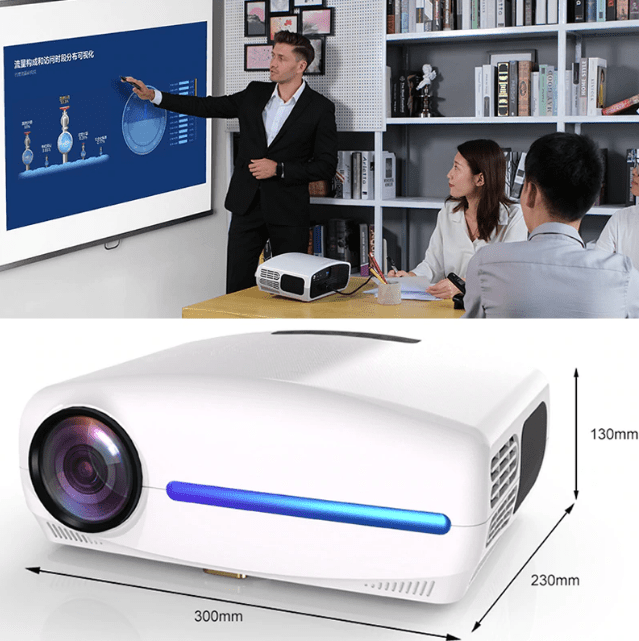 Проектор для дома Smartldea S1080