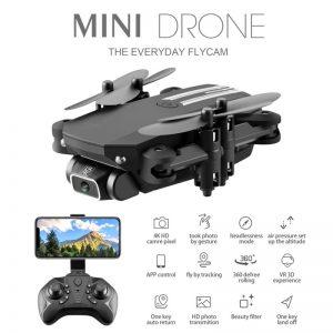 Квадрокоптер DEEPAOWILL LS-K9 mini drone