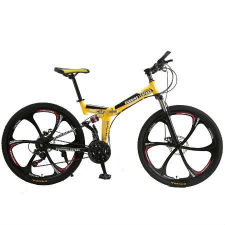 Running Leopard - обзор велосипеда с алиэкспресс