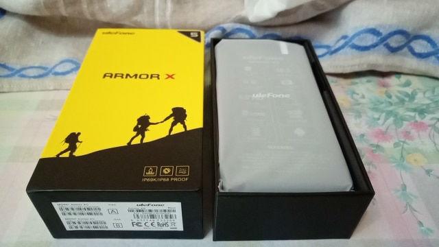 Ulefone Armor X5 Otzyv 8