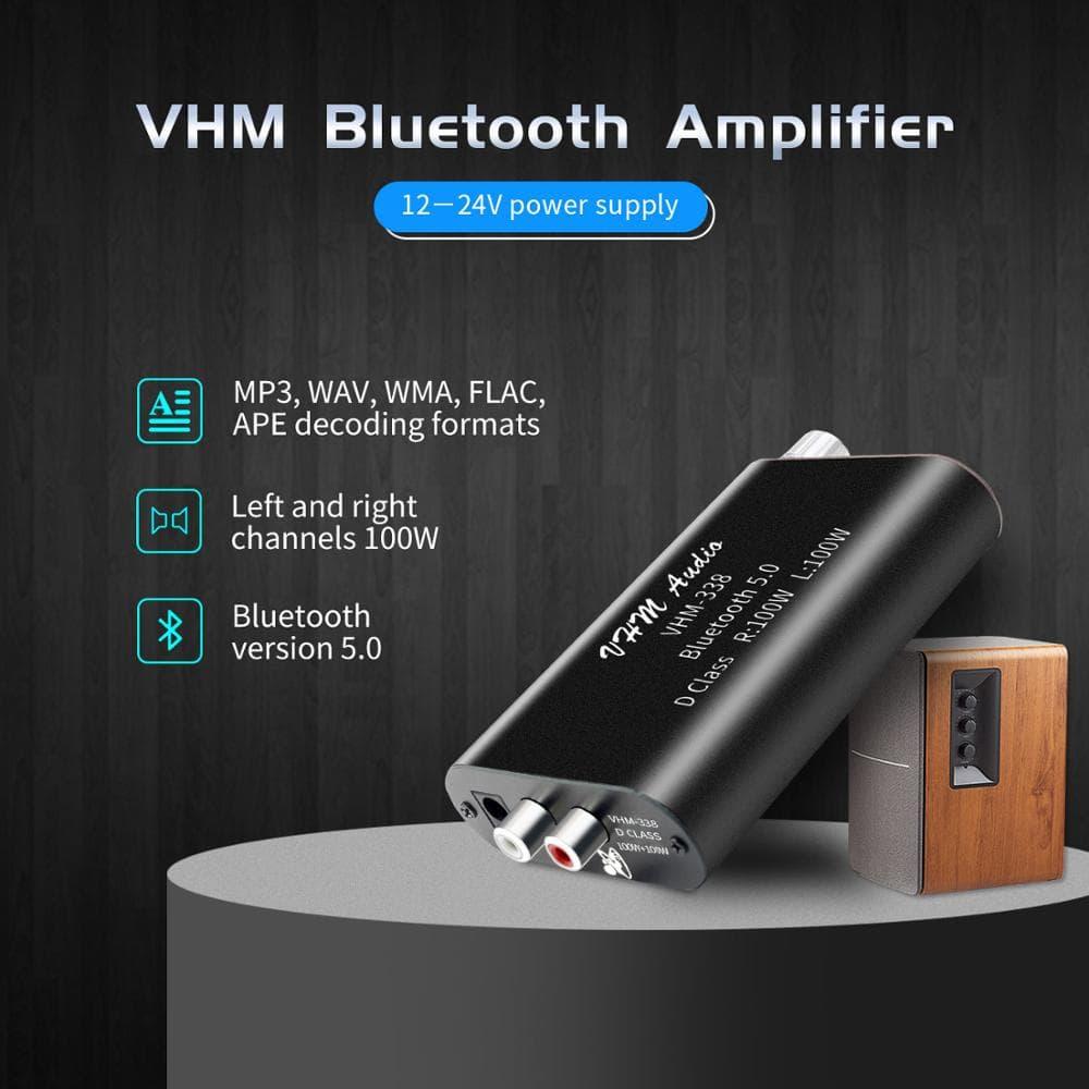 Звуковой усилитель DOWER ME VHM338