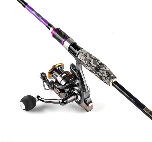 Лучшие спиннинги для рыбалки с Алиэкспресс