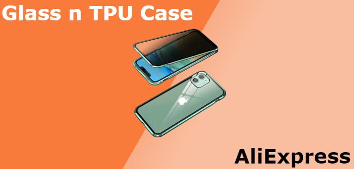 Glass n TPU Case — что это на алиэкспресс