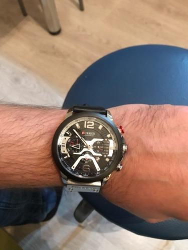 наручные часы Curren с АлиЭкспресс