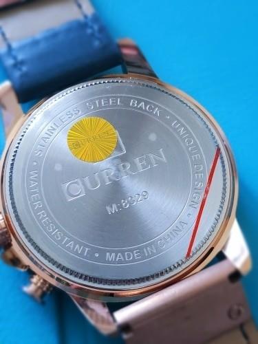 кварцевые часы Curren с АлиЭкспресс отзывы