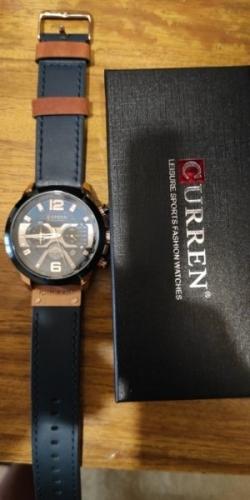 кварцевые часы Curren с АлиЭкспресс фотографии