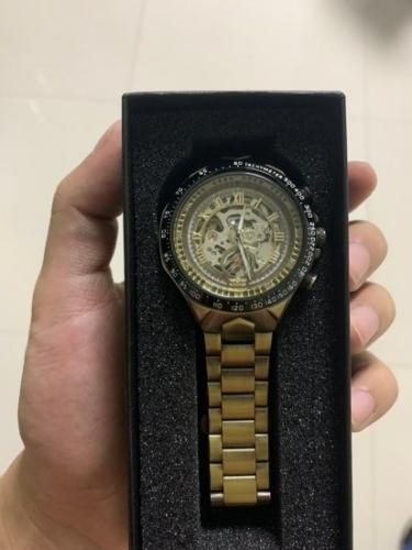 Часы WINNER на АлиЭкспресс фото