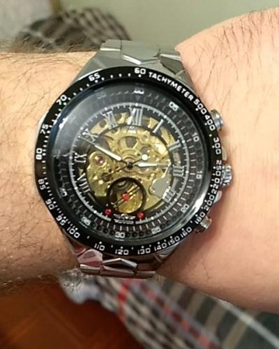 Часы WINNER на АлиЭкспресс отзывы
