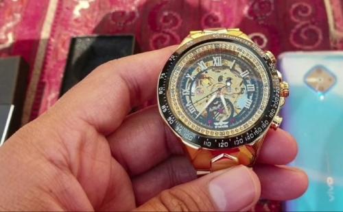 Часы WINNER на АлиЭкспресс