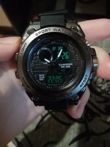 Часы sanda с алиэкспресс фото с отзывами