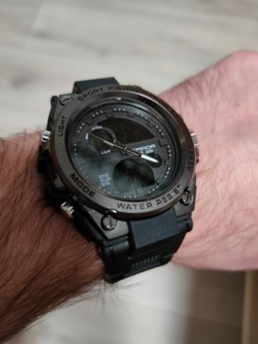 Часы sanda с алиэкспресс отзывы