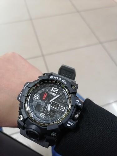 часы smael с алиэкспресс